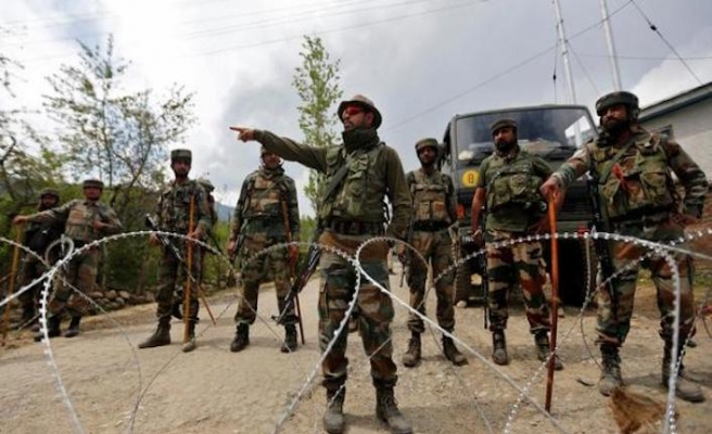 Pakistan claims Indian forces fire on civilian copter