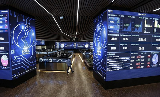 Turkey's Borsa Istanbul up nearly 1 pct at open