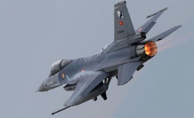 Turkish jets hit terrorist PKK targets in N.Iraq