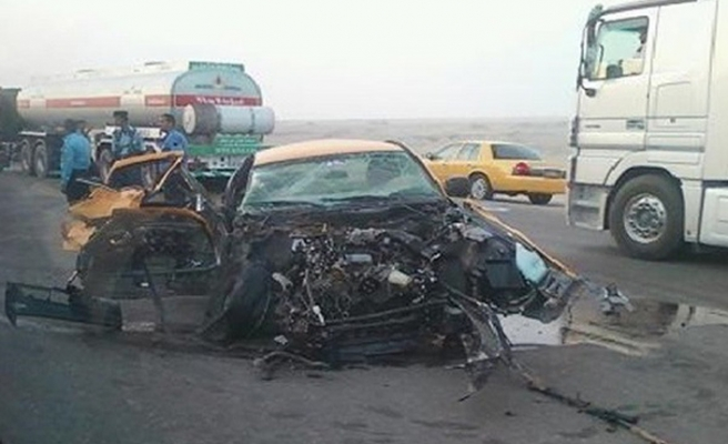 10 Iranian pilgrims killed in Iraq accident