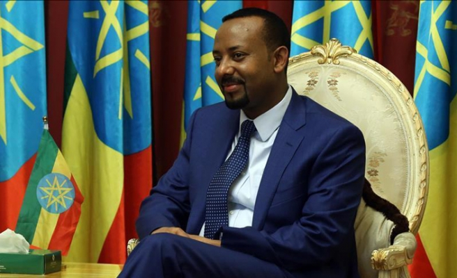 Ethiopia's ruling coalition reelects PM as its chairman