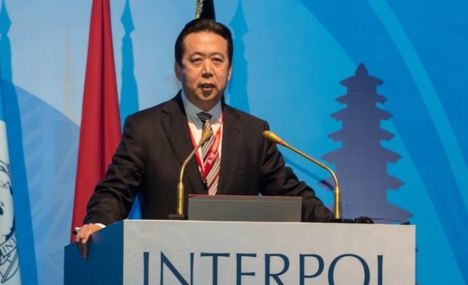 Interpol chief is detained by disciplinary authorities in China