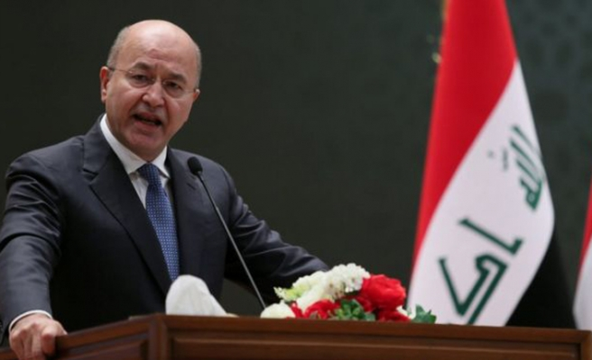 Iraq inaugurates new president
