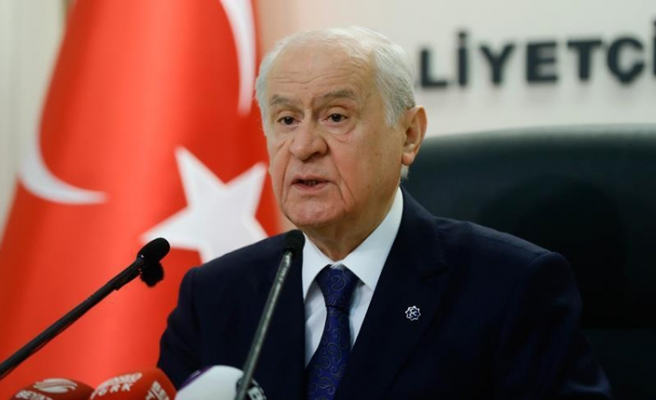 Turkey's MHP to back AK party candidates in 3 big cities