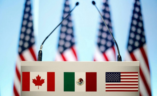 New trade agreement between US-Mexico-Canada