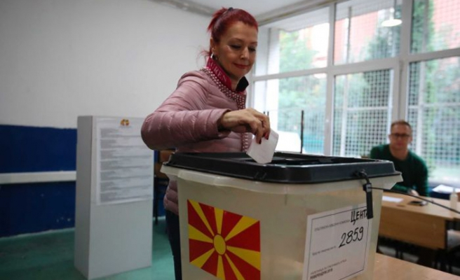 Referendum in Macedonia, 90% support the name change