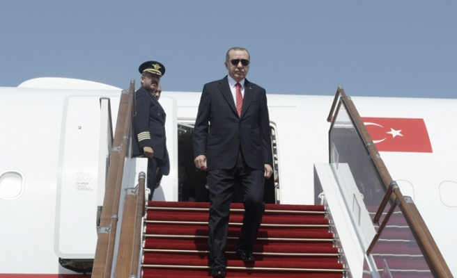 Turkish President Erdogan to pay 2-day visit to France