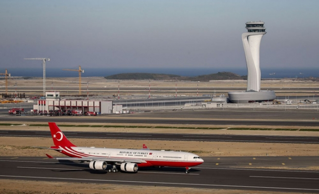 Erdogan opens new Istanbul airport, planned to be world's largest