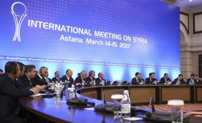 Syria peace talks to kick off in Astana Wednesday
