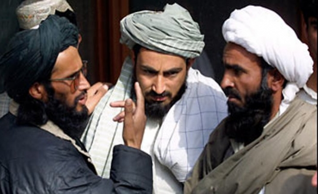 Afghan govt, Taliban to meet for 1st direct peace talks
