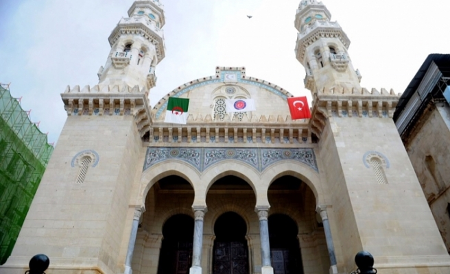 Ancient wooden mosque opens after restoration in Turkey