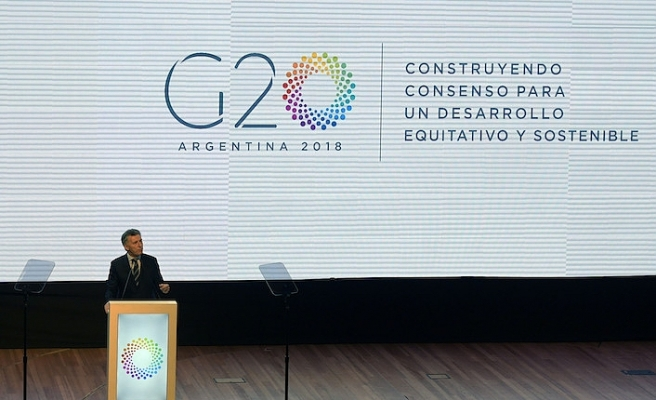 'World is Bigger Than Five' panel hosted by Argentina