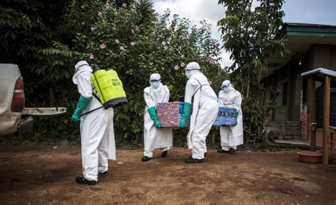 Ebola kills 170 in Congo