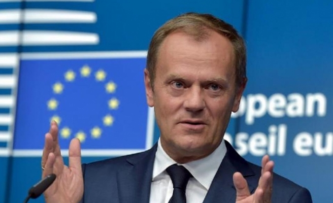 EU's Tusk condemns 'Russian use of force' in Ukraine ship clash