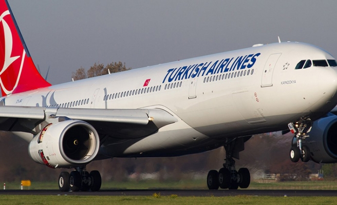 Istanbul Airport's 1st int'l flight lands in N. Cyprus