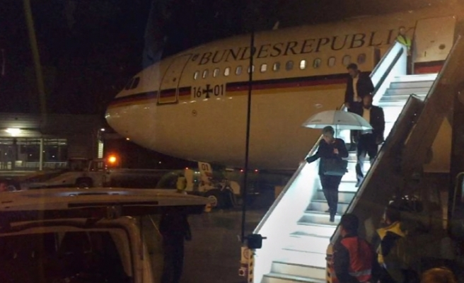 Merkel set for late G20 arrival after 'serious' plane malfunction