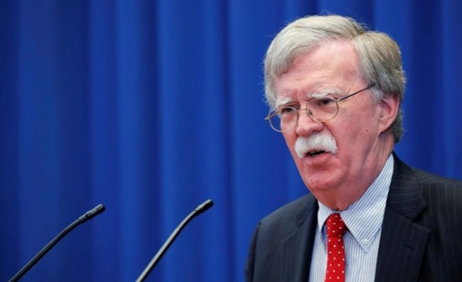 No point for me to listen to Khashoggi tape Bolton