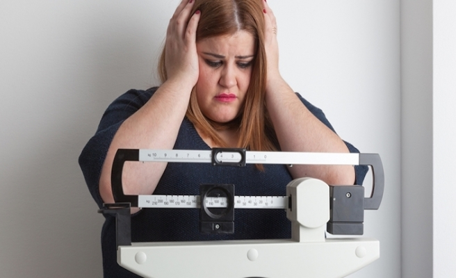 Overweight causes depression