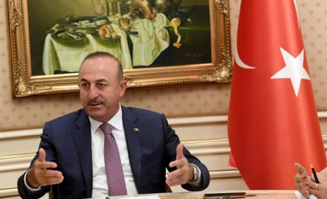 Turkish FM to attend security meeting in Italy