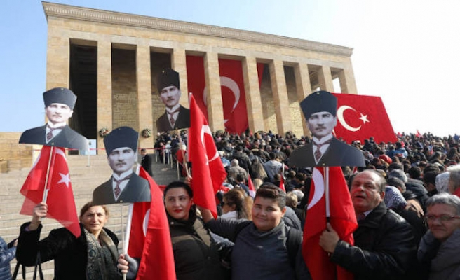 Turks in Jordan mark anniversary of Ataturk's demise