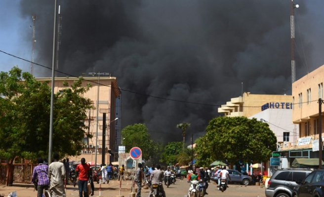 Two soldiers killed in Burkina blast
