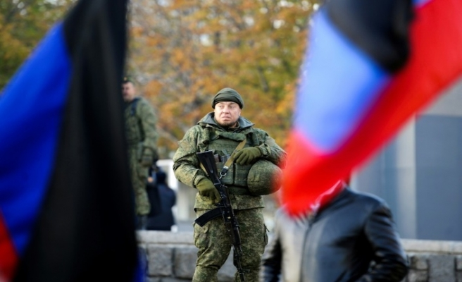 Ukraine separatists hold elections in defiance of West