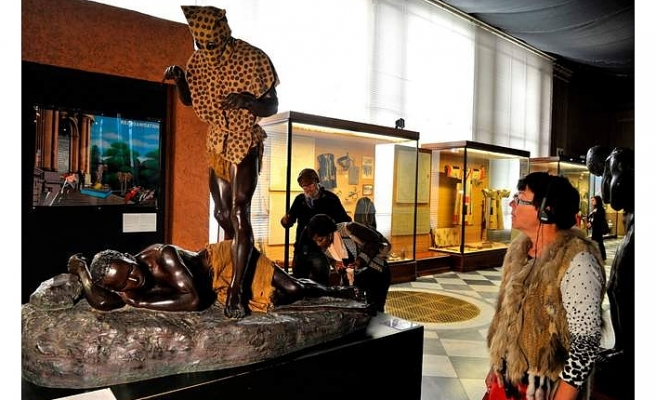 Belgium's Africa Museum attempts to lose 'pro-colonialism' image