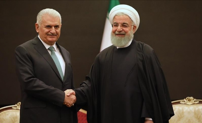 Iranian President eyes further cooperation with Turkey