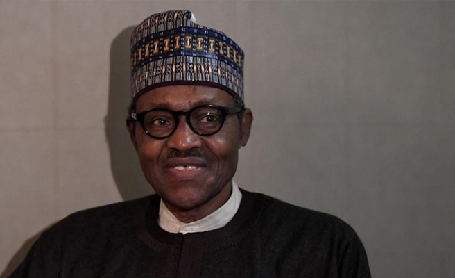 Nigeria's Buhari denies dying: 'It's the real me'