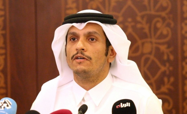 Qatari FM calls for better engagement
