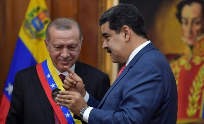 We are brothers: Maduro and Erdogan toast friendship with deals