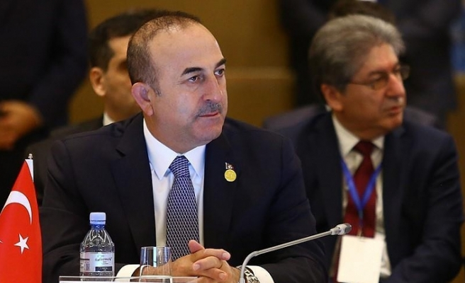 Turkish FM to attend NATO meeting in Brussels