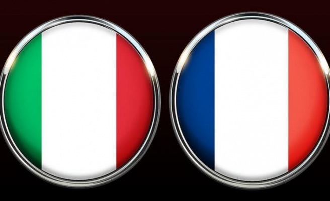 Italy and France: War of words between two colonialists