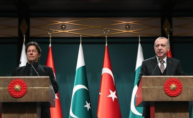 Turkey continues to stand with Pakistan: Erdogan