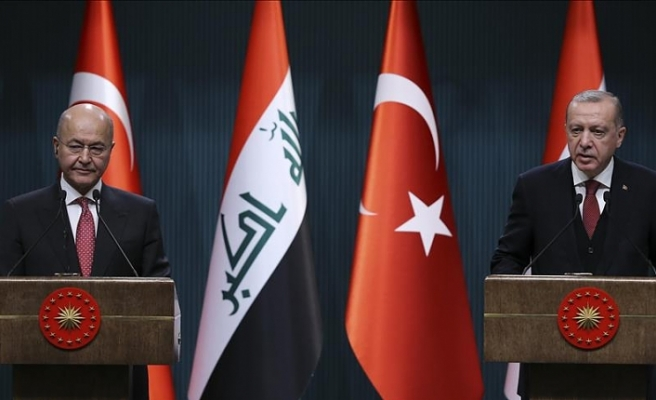 'Turkey's Iraq policy based on territorial integrity'
