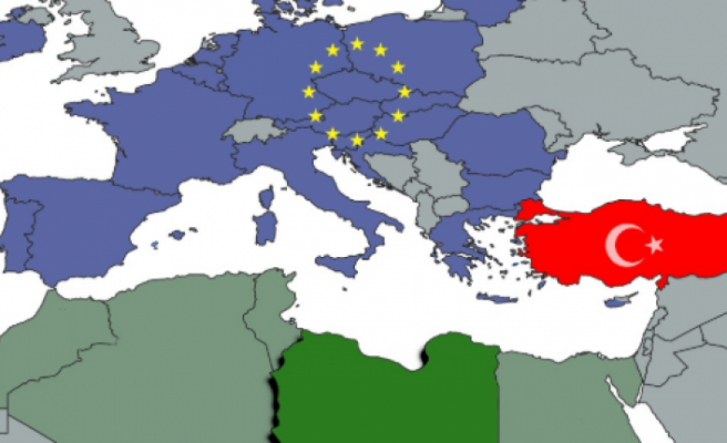 Shifting Sands of Turkey's Europe Policy
