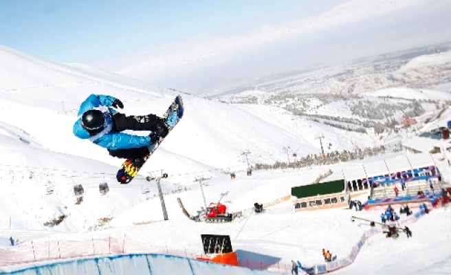 Turkey's first luge tracks to be ready in 2013 winter
