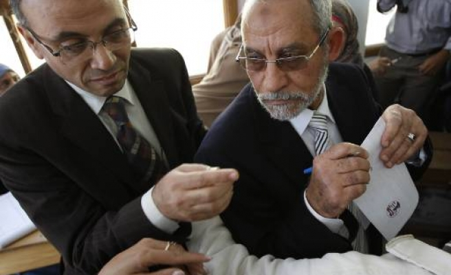 Egypt's Muslim Brotherhood to hold public internal vote