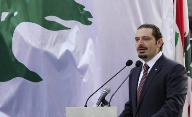 Former PM Hariri visits Lebanon on anniversary of father's death