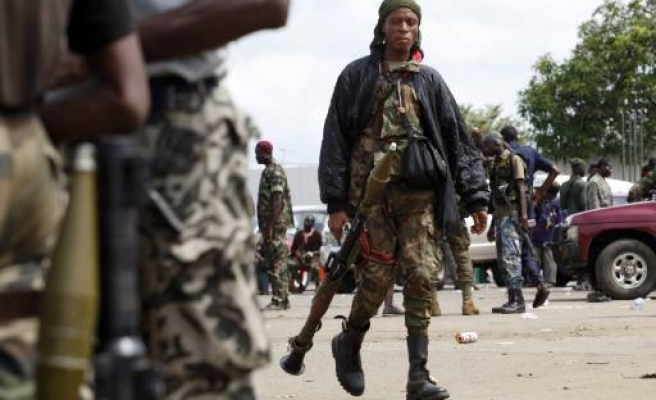 Ivory Coast discovers thousands of fake soldiers
