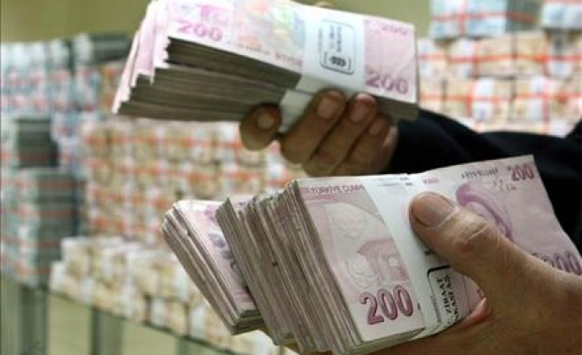 Lira off record lows as CB intervenes with $2.25 bln sale