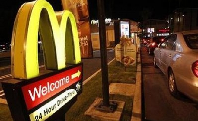 McDonald's quits Crimea as fears of trade clash grow