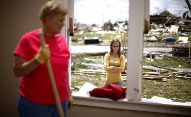 Turks continue helping Oklahoma relief efforts