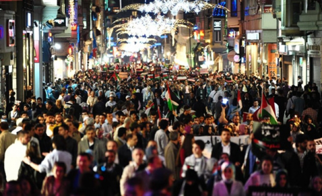 Turkey's population not to see 100 mln