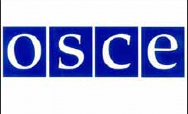 Swiss trying to convene OSCE contact group on Ukraine