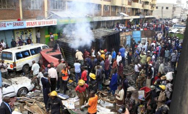Car bomb kills four in Kenyan capital