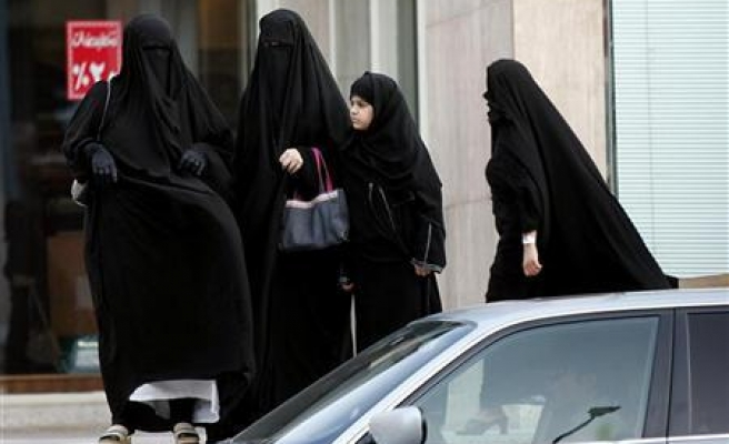 Saudi women given right to vote
