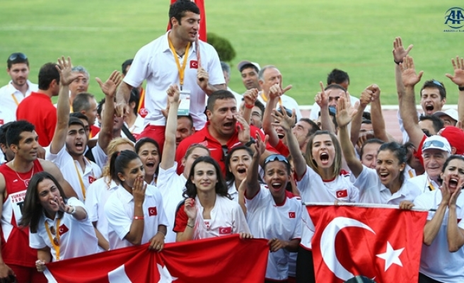 Turkish athletes to compete in World Championships of Athletics