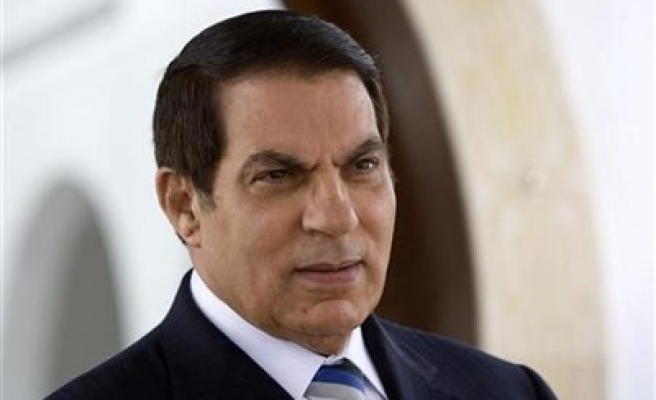 Tunisian court sentences Ben Ali for corruption