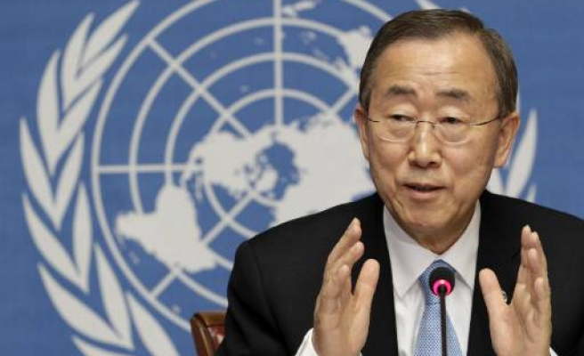 UN chief to visit Iran, despite U.S., Israeli calls for boycott